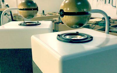 Cyclops (aka Poke Ball) Omnidirectional Speaker Build