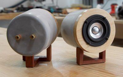 Concrete Speakers – Speaker Build