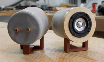 Concrete Speakers – Speaker Build