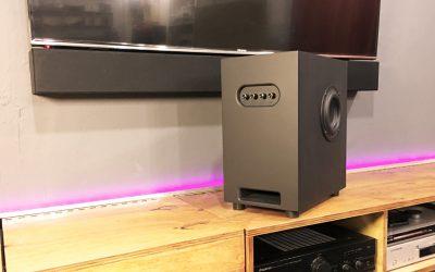 2.1 Sound Bar & Subwoofer Speaker Build with Bluetooth | PART 2