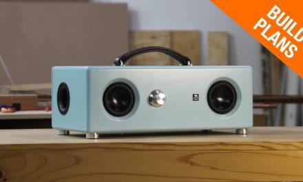 2 1 bluetooth speaker build speech bubble soundblab