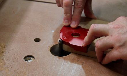 REVIEW: Corner Cut Router Jigs